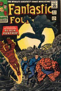 Fantastic Four #52, July 1966