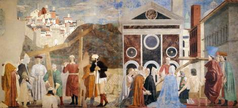 Piero della Francesca: Discovery and Proof of the True Cross